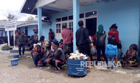Harta Bendanya Ludes, Lebih 900 Perantau Minang di Wamena Berharap Dipulangkan