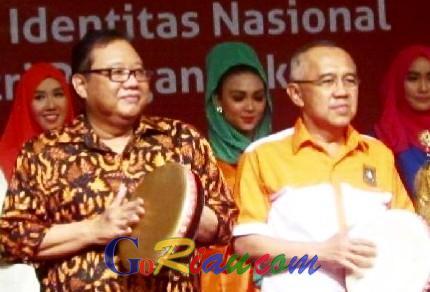 Datang ke Riau, Menteri Puspayoga Dukung APJI untuk Memperkuat Identitas Nasional melalui Industri Pangan Lokal