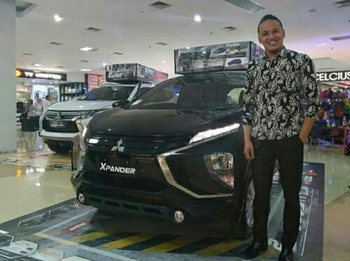 Mitsubishi Xpander Hadir di Duri, Ikuti Pamerannya di Mal Mandau City dan Dapatkan Kemudahan Membelinya