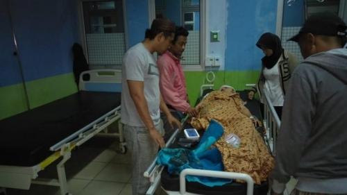 Dibacok Abangnya Berkali-kali, Afrina Rosa Bersimbah Darah di Dapur Rumahnya di Pelalawan