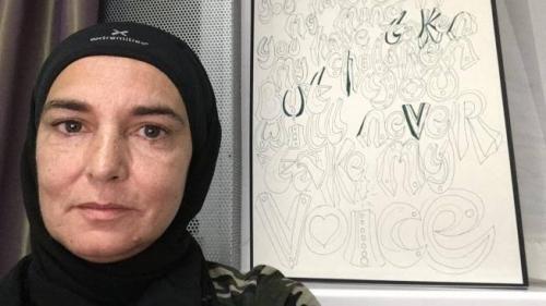 Masuk Islam, Penyanyi Plontos Sinead OConnor Ubah Namanya Jadi Shuhada Davitt, Begini Ceritanya