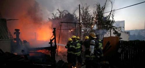 Kebakaran di Israel Semakin Meluas, Warga yang Dievakuasi Terus Bertambah, Netanyahu Tuding Serangan Teror