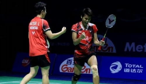 Tontowi/Liliyana Maju ke Final, Trofi Ganda Campuran Hongkong Terbuka Milik Indonesia