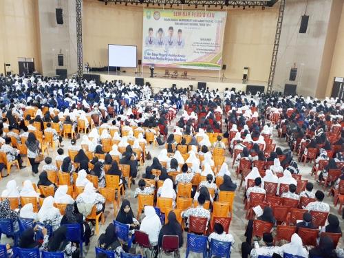 Peringati HUT PGRI dan Hari Guru Nasional 2018, Dinas Pendidikan Siak Taja Berbagai Kegiatan