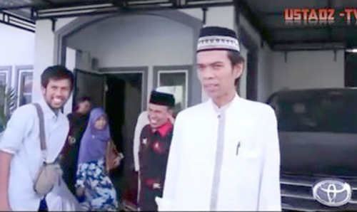 Rumah Ustaz Abdul Somad Itu Sederhana, Jauh dari Kemewahan, Ini Penampakannya...