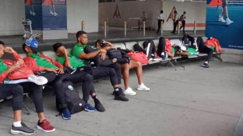 SEA Games Manila Kacau, Kontingen Kamboja Terpaksa Tidur di Lobi Hotel, Atlet Muslim Diberi Makanan Berbahan Babi