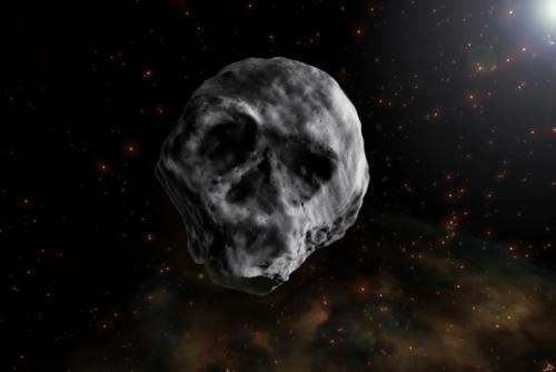 Asteroid Menyeramkan Hantui Bumi 2018