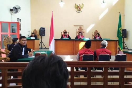 Tunggak Pembayaran BPJS, Dua Orang Divonis 4 Bulan Penjara