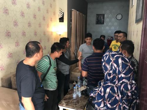 Pengendali Sabu 19 Kg Dibekuk di Pekanbaru