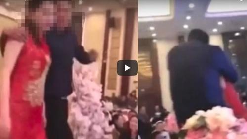 Ayah Mertua Cium Paksa Pengantin Wanita di Pelaminan Disaksikan Ratusan Tamu, Pesta Pernikahan Berubah Jadi Tawuran