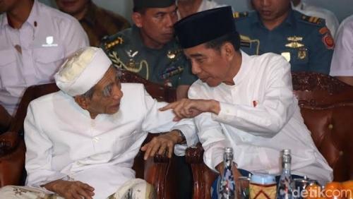 Putra Mbah Moen Ungkapkan Ayahnya Kerap Selipkan Nama Prabowo dalam Doanya