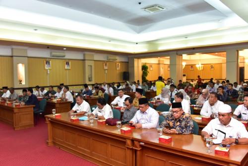 Kuota Haji Sementara Kabupaten Bengkalis 346 Orang