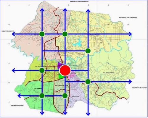 Ranperda RTRW Kota Pekanbaru Menunggu Verifikasi KLHS