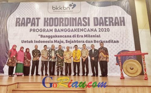Ahmad Syah: Riau Mampu Ciptakan SDM Unggul