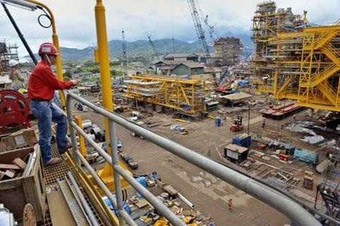 UMSP tak Disetujui, Buruh Migas Riau Ancam Mogok