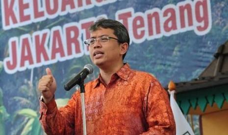Triwisaksana: Mengapa Ombudsman DKI Diam Saja Saat Gubernur Sebelumnya Melakukan Reklamasi?