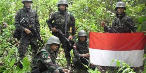 Buru Penyelundup Narkoba, 2 Prajurit TNI Penjaga Perbatasan Ditangkap Polisi Malaysia