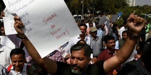 Dua Wartawan Dibunuh dalam 24 Jam, Dilindas dengan Truk di Tempat Berbeda