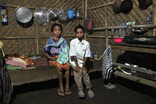 Heroik, Bocah Tunarungu Tanpa Daun Telinga Selamatkan 22 WN Malaysia Saat Longsor di Lombok Utara