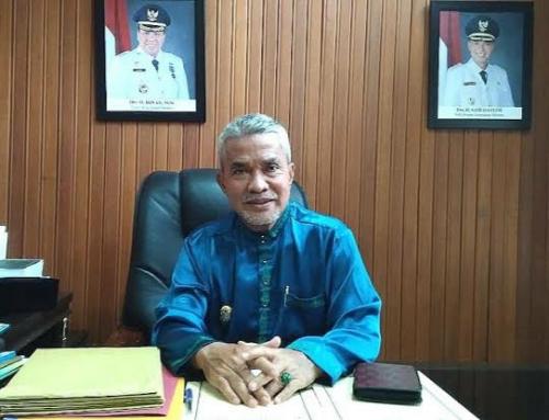 Said Hasyim Dapat Tugas Khusus dari DPP Golkar