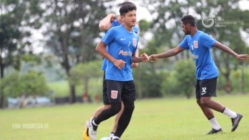 Tak Masuk Line Up Borneo FC, Ulul Ingin Perbaiki Penampilan