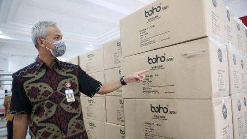 APD Petugas Medis yang Didatangkan dari China Ternyata Made in Indonesia, Begini Penjelasan BNPB