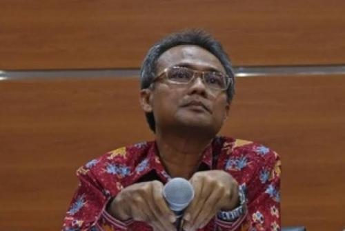 Raden Bimo Diberhentikan Sebagai Sekjen KPK