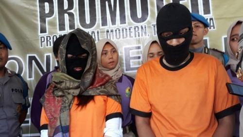 Ditangkap Saat Layani 2 Pria di Hotel, Begini Pengakuan Janda Muda Cantik Asal Tangerang Ini