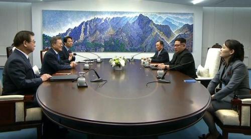 Jadi Pemimpin Korut Pertama Injakkan Kaki di Korsel Sejak 1950, Kim Jong-un: Sejarah Baru Akan Dimulai