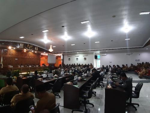 Hasil Pileg 2019 Untuk DPRD Kuansing, <em>Incumbent</em> Berguguran