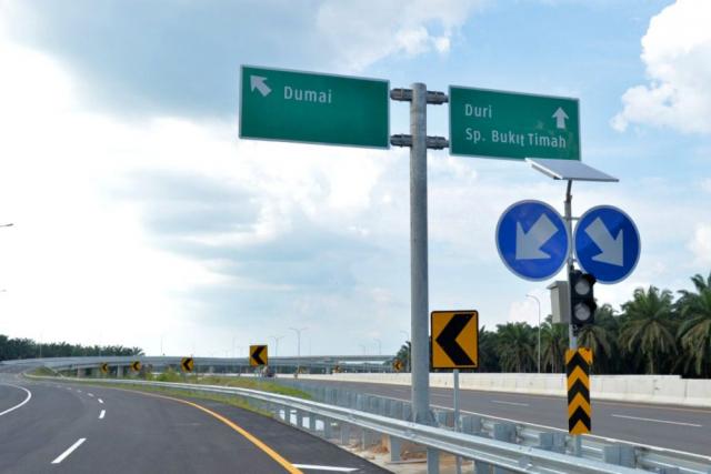 Tol Pekanbaru-Bangkinang 3,5 Km Lewati Kawasan Hutan, Kelanjutan Pembangunan Tunggu Izin
