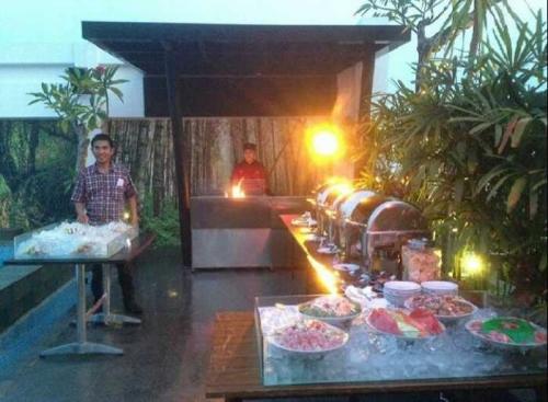 Wau.., TheJimbaran Resto Pekanbaru Siapkan 20 Menu Paket Berbuka Puasa Ramadan dan Free Takjil Setiap Hari