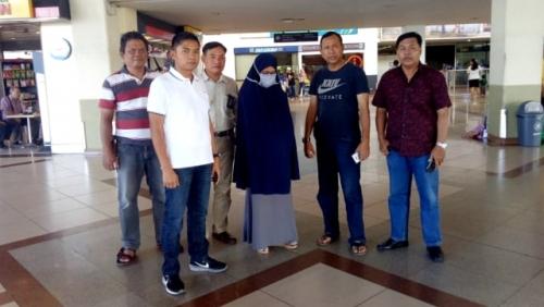 Polwan Berhijab Ditangkap di Bandara Juanda, Diduga Terindikasi Paham Radikal