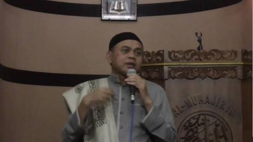 Pimpinan Ponpes At Taqwa Ustaz Umar Ditangkap Polisi