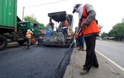 Gubri Syamsuar: Tahun Ini, Jalan Mengkapan - Pakning Sepanjang 1 Km Diperbaiki Dinas PUPR Riau