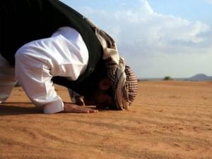 TERNYATA... Ini Makna Tanda Hitam di Dahi Pria Muslim