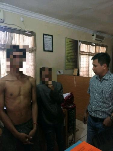 Sedang Hamil 7 bulan, IRT di Pekanbaru Ini Malah Ajak Temannya Mencuri di Bulan Puasa