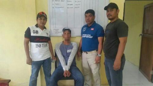 Diduga Gelapkan Dana Perusahaan Rp117 Juta, Karyawan FIF Selatpanjang Ditangkap Polisi