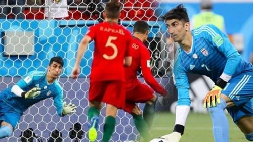 Kiper Iran yang Gagalkan Penalti Ronaldo, Ternyata Saat Remaja Gelandangan yang Sering Tidur di Musala, Begini Kisahnya