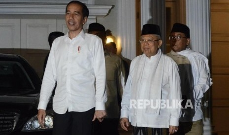 Jokowi: Kami adalah Presiden dan Wakil Presiden bagi Seluruh Rakyat Indonesia