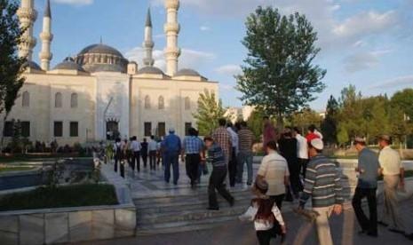 Muslim Finlandia Tak Miliki Pemakaman Sesuai Syariat Islam