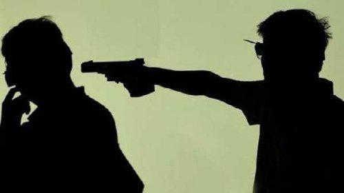 Todongkan Senjata ke Warga dan Lontarkan Tembakan Pakai Airsoftgun, Oknum Sekdes di Rohul Dipolisikan