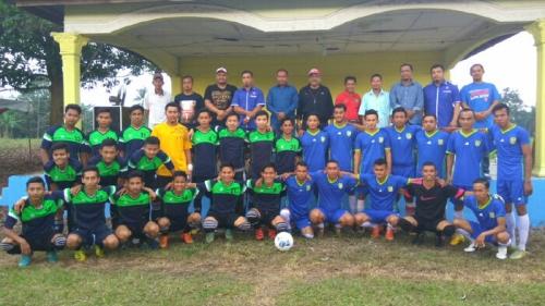 Sempat Tertinggal 0-1, Mekong Putra FC Indonesia Tahan Imbang Saroza FC Malaysia