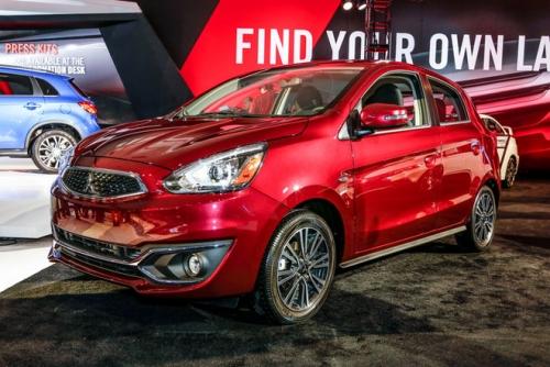 Bidik Pangsa Pasar di Segmen City Car, Mitsubishi Targetkan Jual Mobil Ini 400 Unit Per Bulan