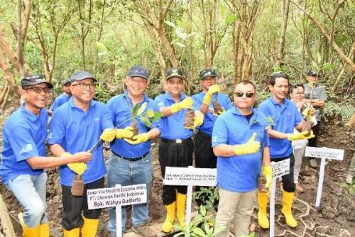 PT Chevron Pacific Indonesia dan YKAN Luncurkan Program Pengembangan Pengelolaan Pesisir Terpadu di Riau