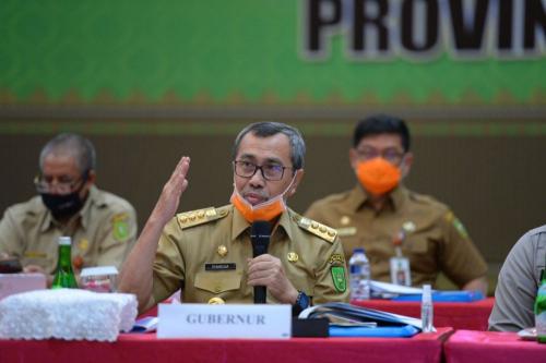 Gubri Beri Sinyal Minggu Ini Ada Pelantikan Pejabat Eselon III dan IV Pemprov Riau