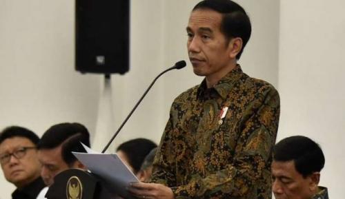 Jokowi Perintahkan Kapolri Ungkap Pengguna Jasa Saracen