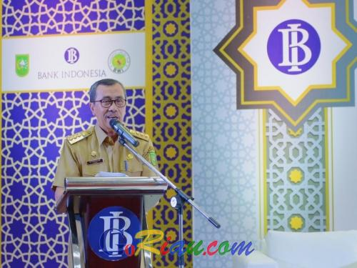 Baru Ada 4 Badan Wakaf Indonesia Perwakilan Kabupaten dan Kota di Riau, Gubri: yang Belum Ada Segera Didirikan