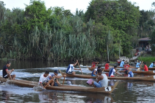 Jauh dari Induk Kota Siak, Camat Sungai Mandau Selalu Punya Cara Gali Potensi Wisata Daerahnya