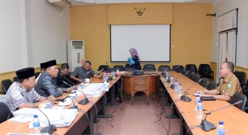 Lintas Komisi di DPRD Bengkalis Desak Aturan Penilaian Bakal Calon Kades Ditinjau Ulang